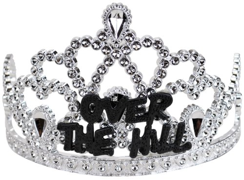 BigMouth Inc Over The Hill Tiara