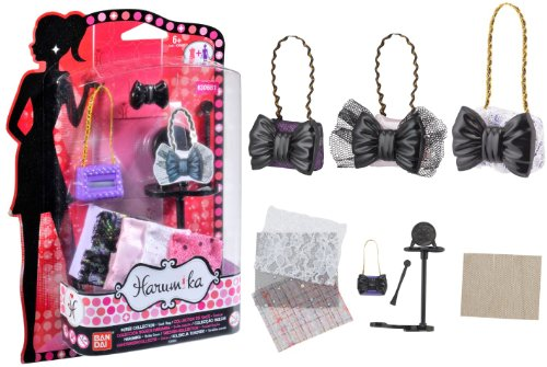 Imagen 1 de Bandai Harumika 30680 - Set de bolsos, modelos surtidos [importado de Alemania]