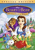 Beauty and The Beast: Belle's Magical World [DVD]