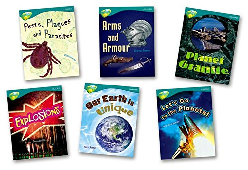 Oxford Reading Tree: Level 16: Treetops Non-Fiction: Pack (6 Books, 1 of Each Title)