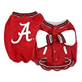 Sporty K9 Alabama Varsity Dog Jacket, Large at Amazon.com