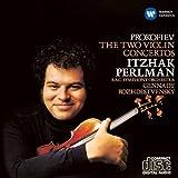 プロコフィエフ: ヴァイオリン協奏曲 第1番&第2番≪クラシック・マスターズ≫