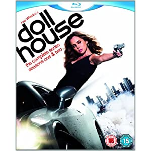 Dollhouse Seasons 1&2 Complete [Blu-ray] [Import anglais]