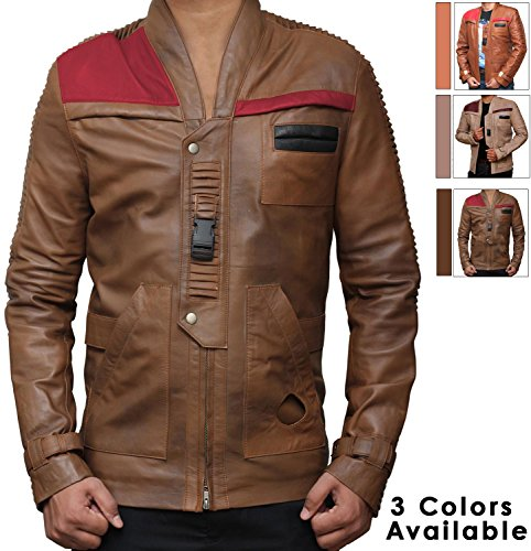 Finn Pilot Jacket Star Wars - ►BEST SELLER◄ (L, Chocolate Brown) (Old Navy Rock Star compare prices)