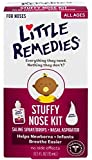 Little Noses Stuffy Nose Kit, 1 kit (Pack of 4) by Little Remedies