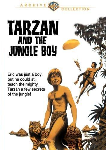 Тарзан и мальчик из джунглей