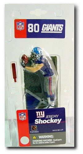 "Mcfarlane New York Giants Jeremy Shockey 3"" Figure"