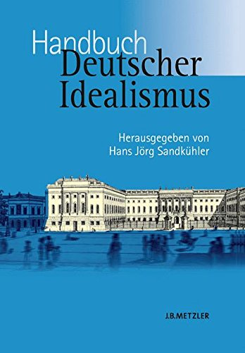 Handbuch Deutscher Idealismus  (Tapa Dura)