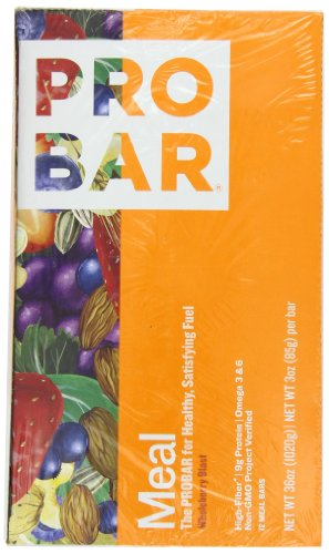 Probar Meal: The Real Whole Food Bar, Whole Berry