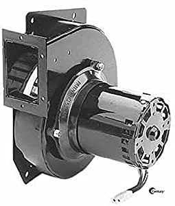 Consolidated industries furnace draft inducer blower for Ao smith furnace motors