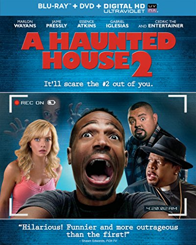 A Haunted House 2 (Blu-ray + DVD + DIGITAL HD with UltraViolet)