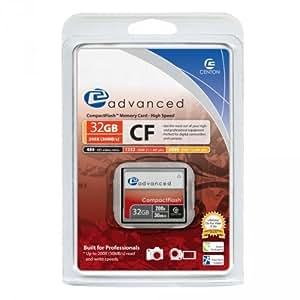 32gb Cf Type 1 200x Advanced Flash Card