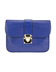 Genious Blue Shoulder Sling Bag For Women