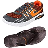 Maddy Perfect Combo Pack Of Shoes & Slippers For Men In Various Sizes