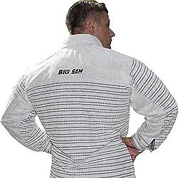 BIG SAM Shirt Casual Shirt SportShirt UNCLE BODY DOG *5029*