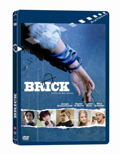 Brick (Steelbook, 2 DVDs) [Deluxe Edition]