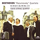 "Beethoven: ""Razumovsky"" Quartets (Op.59, Nos.1-3)"