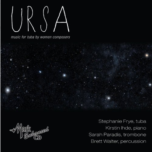 Ursa: Music for Tuba By Women Composers