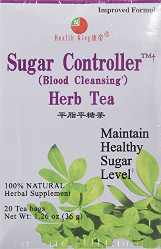 Tea Sugar Controller Herb 20 Bags (Sugar Controller compare prices)