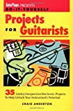 img - for Guitar Player Presents Do-It-Yourself Projects for Guitarists book / textbook / text book