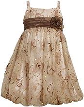 Bonnie Jean Little Girls39 Sequin Bubble Dress