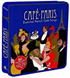 Various Artists Cafe de Paris - Essential French Cafe Songs [3cd]