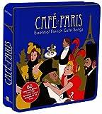 Various Artists Cafe de Paris - Essential French Cafe Songs [3cd]