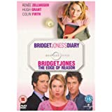 Bridget Jones's Diary/Bridget Jones - The Edge Of Reason [DVD]by Renee Zellweger