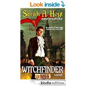Witchfinder by Sarah A. Hoyt