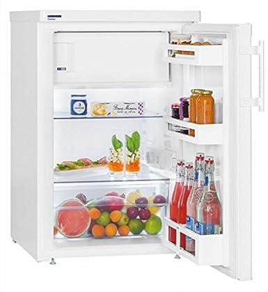 TP1414 LIEBHERR Réfrigérateur table 107L+15L**** net, LxH : 55 x 85 cm, A++ ( TP 1414-21 )
