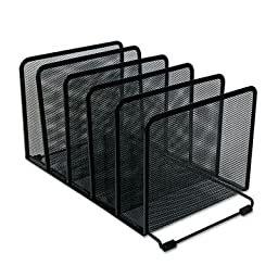 Universal One - 3 Pack - Mesh Stacking Sorter Five Sections \