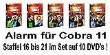 Alarm für Cobra 11 - Staffel 16-21 (10 DVDs)