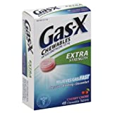 Gas-X Chewable Tablets-Cherry-48 ct.