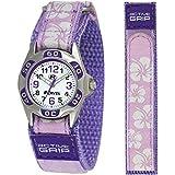 Ravel Girl's Velcro Watch R1507.20