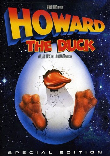 DVD : Howard The Duck [Widescreen] [Special Edition] [Remastered] (Remastered, Special Edition, Widescreen, , Dolby)