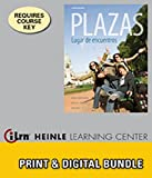 img - for Bundle: Plazas, 4th + iLrn(TM) Heinle Learning Center Printed, 3 terms (18 months) Access Card book / textbook / text book