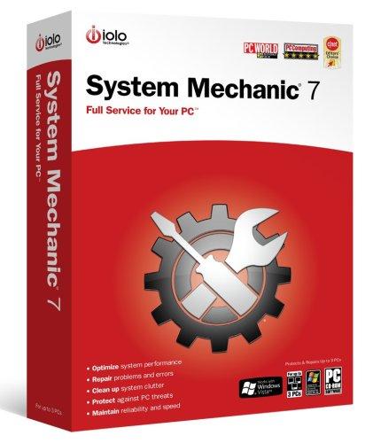 IOLO System Mechanic 7 (Standard Edition) (PC)