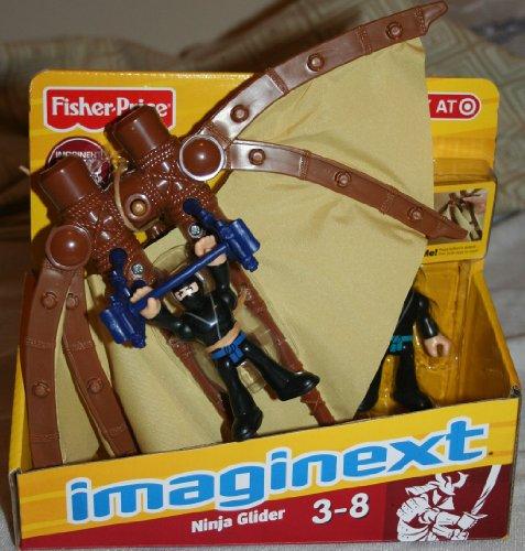 Warriors Imagine Dragons Game: Imaginext Samurai And Ninja Toys