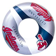 Buy Team Sports America Cleveland Indians Giant Swim Ring by Team Sports America
