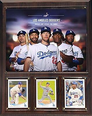MLB Los Angeles Dodgers Team Plaque
