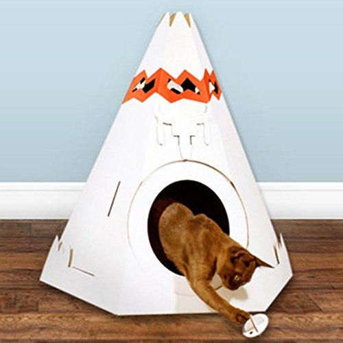 Suck UK Cat Play house - Tepee