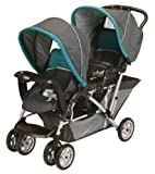 Graco DuoGlider Classic Connect Stroller, Dragonfly (Discontinued by Manufacturer)