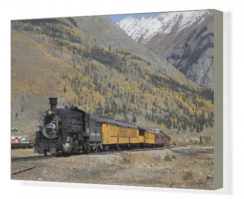 canvas-print-of-durango-and-silverton-narrow-gauge-railroad-silverton-colorado-united-states