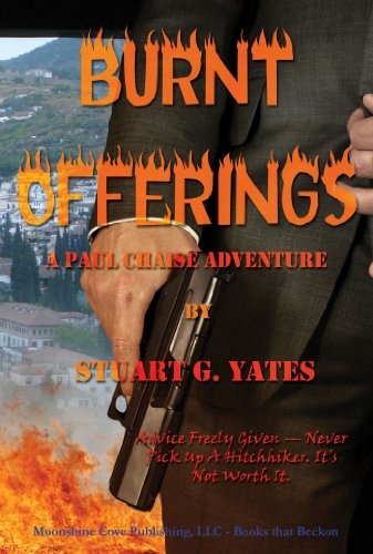 Book: Burnt Offerings (A Paul Chaise Adventure Book 1) by Stuart G Yates