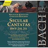 Edition Bachakademie Vol. 66 (Weltliche Kantaten BWV 210-211)