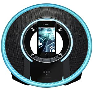 Monster Light Disc Tron Edition 30-Pin iPod/iPhone Speaker Dock (Discontinued by Manufacturer)