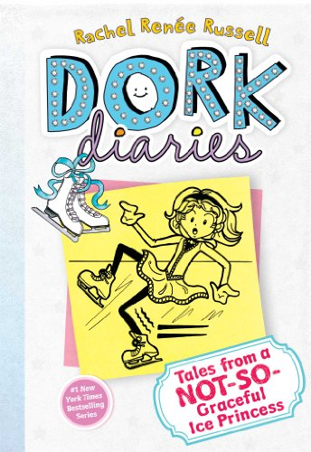Tales From A Not-So-Graceful Ice Princess (Dork Diaries, No. 4) front-605537