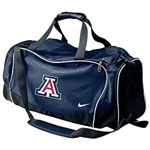 Nike Arizona Wildcats Navy Blue Brasilia Team Duffel Bag