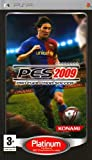 echange, troc Pro Evolution Soccer 2009 - Platinum Edition (Sony PSP) [Import UK]