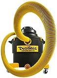 Dustless Technologies D1606 16-Gallon Dustless Hepa Wet/Dry Vacuum with 12-Feet Hose, Black - Best Reviews Guide